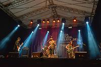 PIRACICABA,SP 23.05.2015 - VIRADA-PAULISTA - A banda Lô Balaio durante Virada Cultural Paulista na cidade de Piracicaba no interior de São Paulo neste sábado, 23(Foto: Mauricio Bento / Brazil Photo Press)