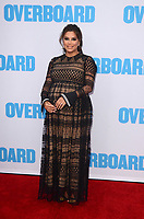 WESTWOOD, CA - APRIL 30: Eva Longoria at the premiere of Overboard at the Regency Village Theatre on April 30, 2018 in Westwood, California Credit: David Edwards/MediaPunch