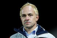 Photo: Richard Lane/Richard Lane Photography. .Scotland U20 v England U20. RBS U20 Six Nations. 07/03/2008. England U20 coach, Mark Mapletoft.