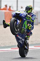 Montmelo' (Spagna) 09-06-2017 Free Practice Moto GP Spagna foto Luca Gambuti/Image Sport/Insidefoto<br /> nella foto: Valentino Rossi