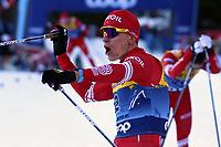 5th January 2020; Val Di Fiemme Ski Resort, Val Di Fiemme, Trento, Italy; International Ski Federation Audi FIS Mens Cross Country Ski World Cup, Tour De Ski Val Di Fiemme; Alexander Bolshunov (RUS)