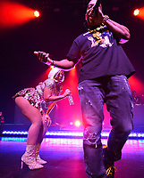 Ja Rule and Ashanti In Concert