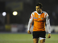 Toyota Cheetahs&rsquo; Nico Lee<br /> <br /> Photographer Kevin Barnes/CameraSport<br /> <br /> Guinness Pro14  Round 14 - Cardiff Blues v Toyota Cheetahs - Saturday 10th February 2018 - Cardiff Arms Park - Cardiff<br /> <br /> World Copyright &copy; 2018 CameraSport. All rights reserved. 43 Linden Ave. Countesthorpe. Leicester. England. LE8 5PG - Tel: +44 (0) 116 277 4147 - admin@camerasport.com - www.camerasport.com