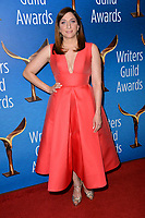 LOS ANGELES, CA. February 17, 2019: Chelsea Peretti at the 2019 Writers Guild Awards at the Beverly Hilton Hotel.<br /> Picture: Paul Smith/Featureflash