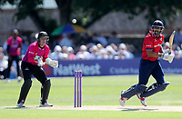 Varun Chopra of Essex in batting action during Sussex Sharks vs Essex Eagles, Royal London One-Day Cup Cricket at The Saffrons on 3rd June 2018