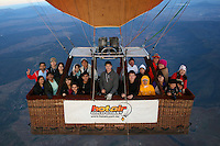 20150716 July 16 Hot Air Balloon Gold Coast