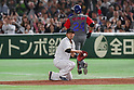 Sho Nakata (JPN), <br /> MARCH 7, 2017 - WBC : <br /> 2017 World Baseball Classic <br /> First Round Pool B Game <br /> between Japan 11-6 Cuba <br /> at Tokyo Dome in Tokyo, Japan. <br /> (Photo by YUTAKA/AFLO SPORT)