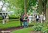 Alli Leigh before The Delaware Oaks (gr 2) at Delaware Park on 7/13/13