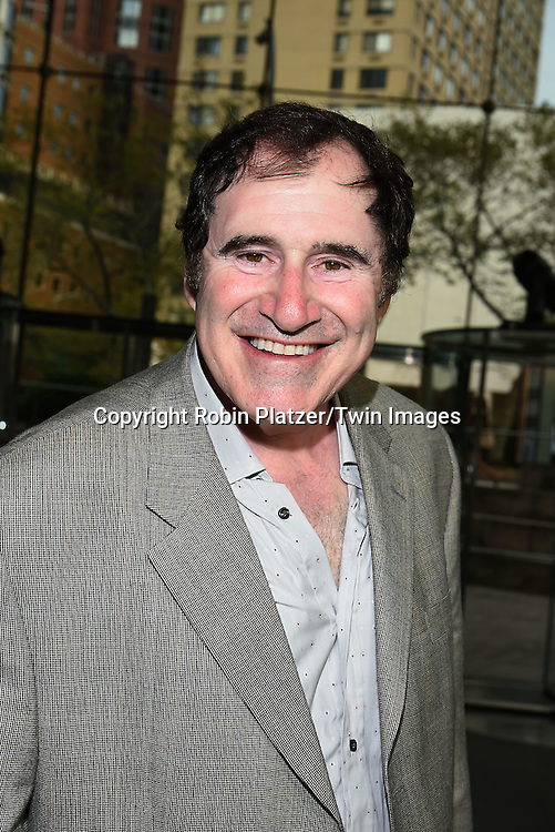 Richard Kind attends the &quot;Beauty and the Beast&quot; 25th Anniversary screening on September 18, 2016 at Alice Tully Hall in New York City, New York, USA.<br /> <br /> photo by Robin Platzer/Twin Images<br />  <br /> phone number 212-935-0770