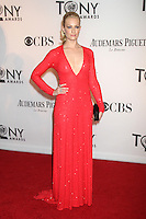 Beth Behrs at the 66th Annual Tony Awards at The Beacon Theatre on June 10, 2012 in New York City. Credit: RW/MediaPunch Inc. NORTEPHOTO.COM