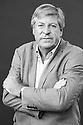 Edward Stourton , BBC Radio 4 Presenter and writer at The Edinburgh International Book  Festival 2013 . CREDIT Geraint Lewis