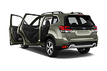 Car images of 2019 Subaru Forester e-Boxer-Premium 5 Door SUV Doors