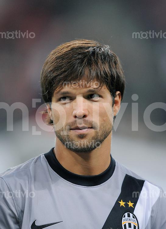 FUSSBALL  International  Champions League  SAISON 2009/2010   30.09.2009 FC Bayern  Muenchen - Juventus Turin Diego (Juve)