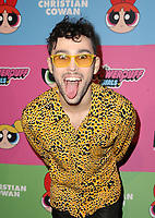 LOS ANGELES, CA - MARCH 8: Max Schneider, at Christian Cowan x The Powerpuff Girls_ Arrivals at City Market Social House in Los Angeles, California on March 8, 2019.