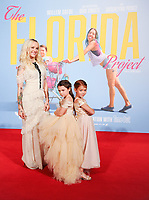 Brooklyn Kimberly Prince, Bria Vinaite &amp; Valeria Cotto at the London Film Festival 2017 screening of &quot;The Florida Project&quot; at Odeon Leicester Square, London, UK. <br /> 13 October  2017<br /> Picture: Steve Vas/Featureflash/SilverHub 0208 004 5359 sales@silverhubmedia.com