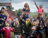 Kids enjoy the Wilderness Festival in Oxfordshire, August 4, 2017.  (Parents ok about the photo)<br /> CAP/CAM<br /> &copy;Andre Camara/Capital Pictures