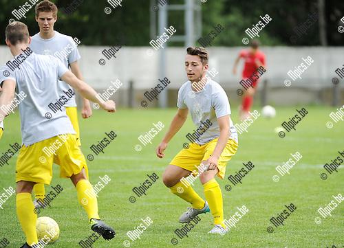 2015-07-18 / Voetbal / seizoen 2015-2016 / KFC Sint-Lenaarts / Brent Van den Muysenbergh<br /><br />Foto: Mpics.be