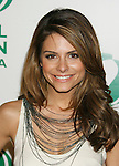 HOLLYWOOD, CA. - February 19: TV Personality Maria Menounos arrives at Global Green USA's 6th Annual Pre-Oscar Party held at Avalon Hollwood on Februray 19, 2009 in Hollywood, California.