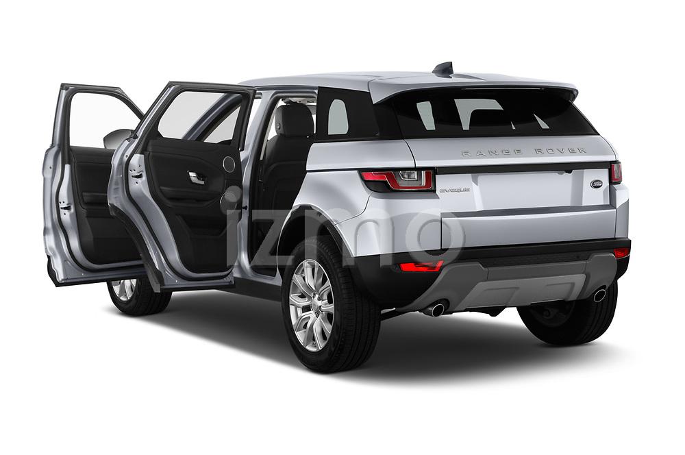 Car images of 2019 Land Rover Range-Rover-Evoque SE 5 Door SUV Doors