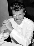 David Bowie.  Credit: Pat Johnson/MediaPunch