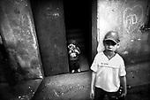 Wroclaw 18.08.2009 Poland<br /> The worst and the most dangerous district in Wroclaw ( Poland ), called by people &quot;The Bermuda Triangle&quot;.<br /> Photo by Adam Lach / Napo Images<br /> <br /> Najbardziej nabezpieczna dzielnica we Wroclawiu zwana przez ludzi Trojkatem Bermudzkim.<br /> Fot Adam Lach / Napo Images