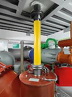 Switzerland, Ticino, Centrale Peccia, Ofima, Valle Maggia, Lavizzara,Hydroelectrical Powerstation, Electricity production