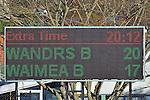 Div 2 Final: Waimea v Wanderers. Trafalgar Park, Nelson, New Zealand, Saturday 19th July 2014. Photo: Barry Whitnall/shuttersport.co.nz