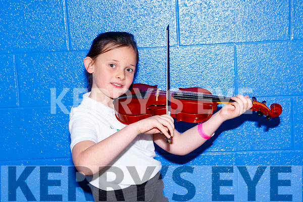 Ceol an Gheimhridh competitions at the IT Tralee South Campus on Saturday. Pictured was Nancy O'Connor from kilcummin CCE