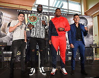 9/28/19: Fox Sports PBC PPV - Wilder v Ortiz - Press Conference