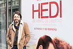 "Tunisian director Mohamed Ben Attia pose to the media during the presentation of his last film ""Hedi"" in Madrid. February 07, 2017. (ALTERPHOTOS/Borja B.Hojas)"