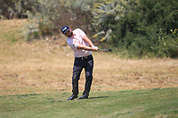 Andy Sullivan (ENG) on the 8th fairway during Round 1 of the Rocco Forte Sicilian Open 2018 on Thursday 5th May 2018.<br /> Picture:  Thos Caffrey / www.golffile.ie<br /> <br /> All photo usage must carry mandatory copyright credit (&copy; Golffile | Thos Caffrey)