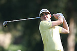 02/18/12 Pacific Palisades, CA: Keegan Bradley during the third round of the Northern Trust Open held at the Riviera Country Club