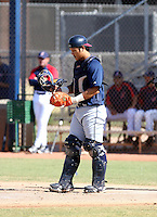 Chun-Hsiu Chen / Cleveland Indians 2008 Instructional League..Photo by:  Bill Mitchell/Four Seam Images