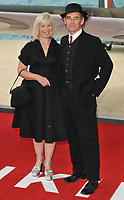 Claire van Kampen and Sir Mark Rylance at the &quot;Dunkirk&quot; world film premiere, Odeon Leicester Square cinema, Leicester Square, London, England, UK, on Thursday 13 July 2017.<br /> CAP/CAN<br /> &copy;CAN/Capital Pictures /MediaPunch ***NORTH AND SOUTH AMERICAS ONLY***
