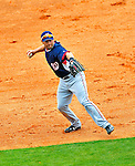 6 March 2009: Washington Nationals' third baseman Kory Casto in action during a Spring Training game against the Baltimore Orioles at Fort Lauderdale Stadium in Fort Lauderdale, Florida. The Orioles defeated the Nationals 6-2 in the Grapefruit League matchup. Mandatory Photo Credit: Ed Wolfstein Photo