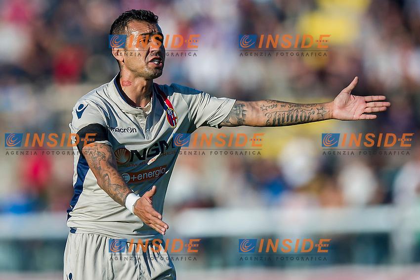 Matuzalem Bologna<br /> Livorno 01-11-2014 Stadio Armando Picchi - Football Calcio Serie B 2014 / 2015 Livorno - Bologna<br /> Foto Andrea Masini / Insidefoto