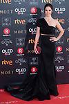 Elena Furiase attends red carpet of Goya Cinema Awards 2018 at Madrid Marriott Auditorium in Madrid , Spain. February 03, 2018. (ALTERPHOTOS/Borja B.Hojas)