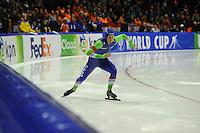 SCHAATSEN: HEERENVEEN: 14-12-2014, IJsstadion Thialf, ISU World Cup Speedskating, Michel Mulder (NED), ©foto Martin de Jong