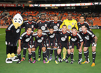 D.C. United Starting Elven. Chivas USA tied D.C. United 2-2 at RFK Stadium, Wednesday  September 20 , 2011.