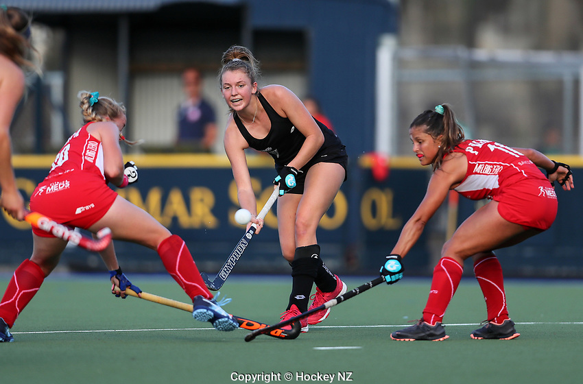 Hockey Blacksticks Women Training Game V Chile 17 December 2018