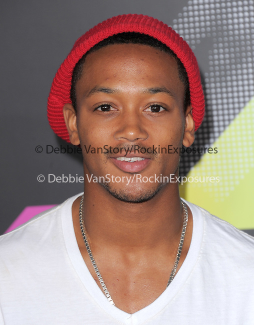 Romeo at The T-Mobile Sidekick G4 Launch held at a private lot in Beverly Hills, California on April 20,2011                                                                               © 2011 Hollywood Press Agency