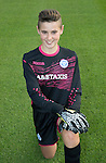 St Johnstone Academy Under 13&rsquo;s&hellip;2016-17<br />Matthew Hanlon<br />Picture by Graeme Hart.<br />Copyright Perthshire Picture Agency<br />Tel: 01738 623350  Mobile: 07990 594431