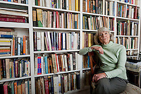 Cookbook Editor Judith Jones at Home