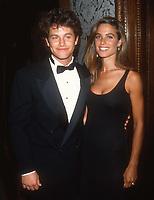 #KirkCameron #ChelseaNoble 1992<br /> Photo By Adam Scull/PHOTOlink.net