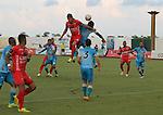 En compromiso pasado por lluvia, disputado este sábado por la tarde en el estadio Municipal de Montería, por la fecha 18 de la Liga Águila 2015 II, Patriotas se impuso 0-2 a domicilio ante Jaguares y mantuvo viva la ilusión de clasificar.