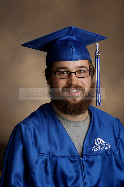 Biscan, Luke photographed during the Feb/Mar, 2013, Grad Salute in Lexington, Ky.