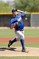 Matt Harrison - Texas Rangers 2009 Instructional League.Photo by:  Bill Mitchell/Four Seam Images..