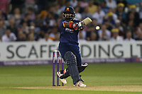Ashar Zaidi in batting action for Essex during Essex Eagles vs Surrey, NatWest T20 Blast Cricket at The Cloudfm County Ground on 7th July 2017