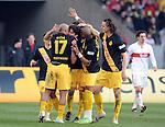 Fussball Bundesliga, Saison 2008/2009: VFB Stuttgart - Borussia Dortmund