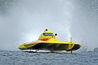 "Jesse Robertson, S-12 ""Liquid Lizard"" (2.5 Litre Stock hydroplane(s)"